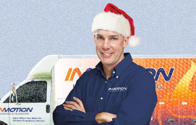 Merry Christmas from the Pros at InMotion: Incline Village Heating and Plumbing