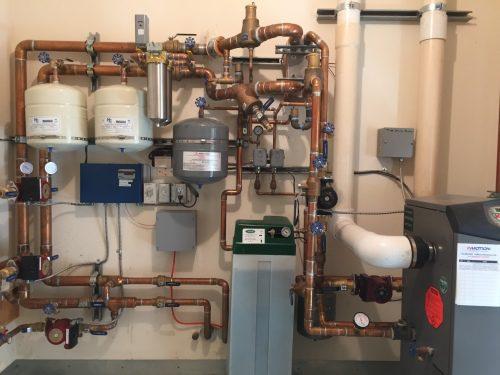 Boiler Install Incline Village