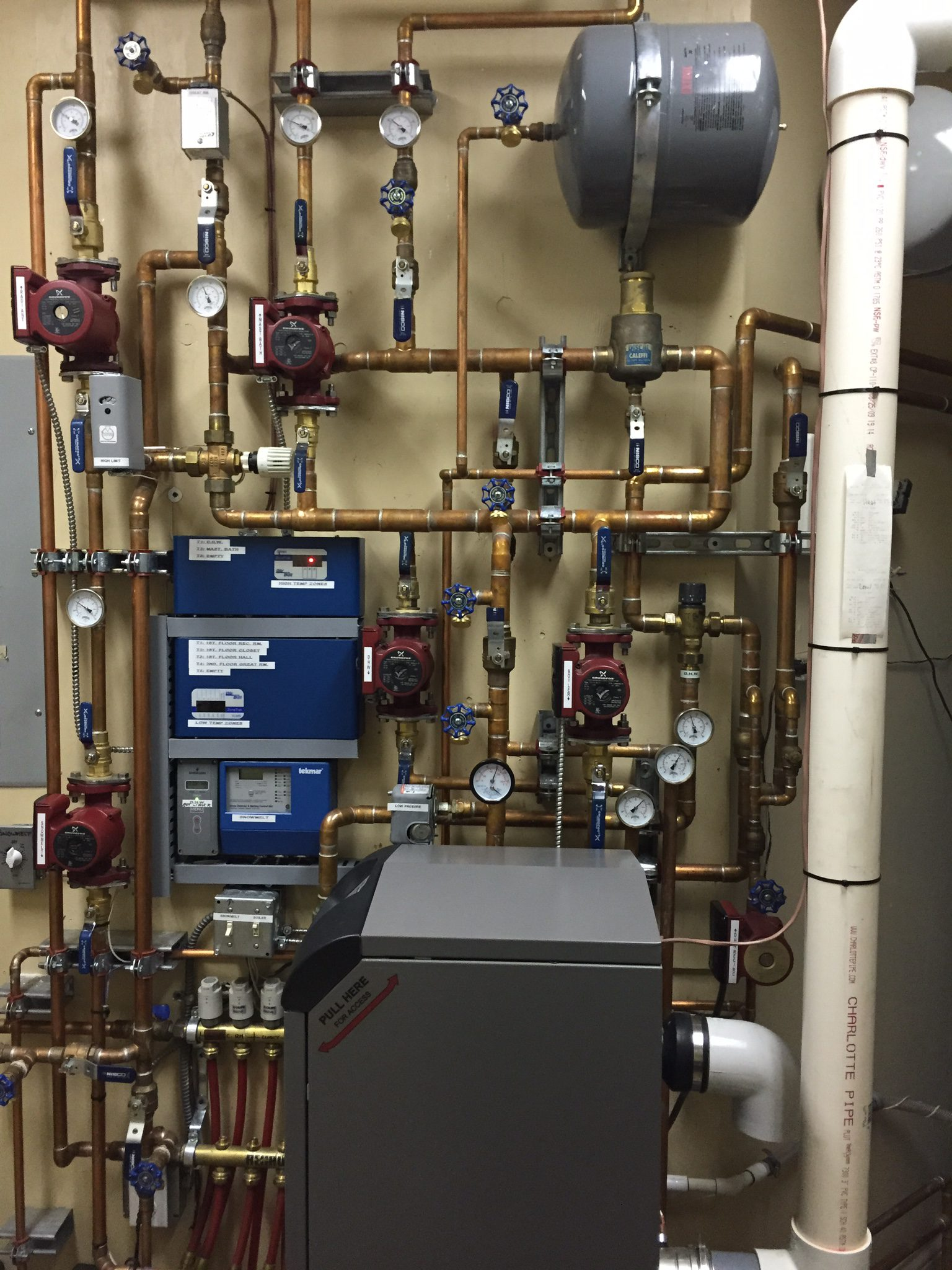 Boiler Maintenance 101: We Know Boiler Repair in Truckee, CA, Lake Tahoe and Surrounding Areas